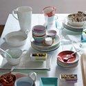 Royal Doulton 1815 Tableware Dinner Plate Set of 4 Bright