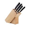 Scanpan Classic 6pc Knife Block Set