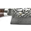 Shun Premier Santoku Knife 18cm