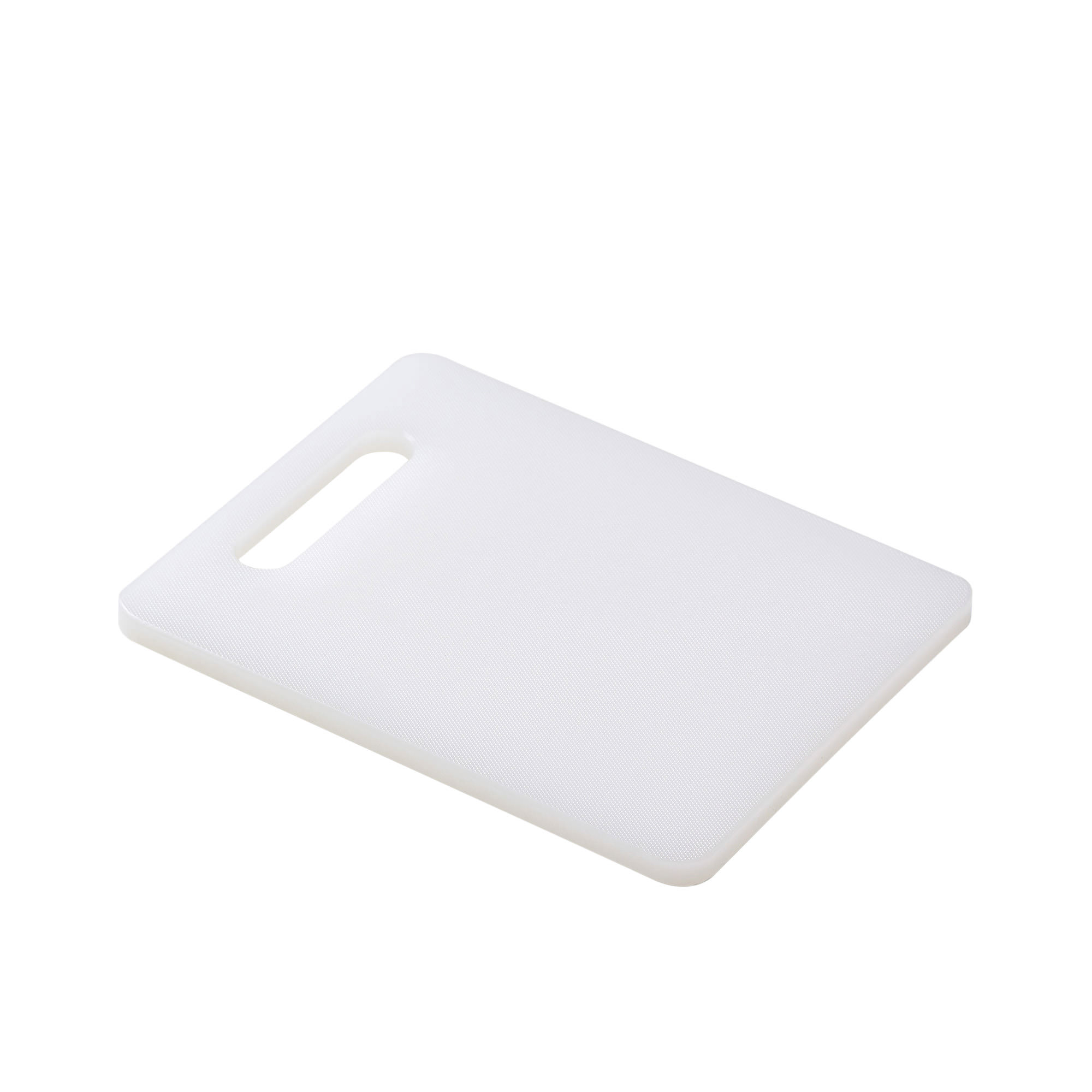 Kitchen Pro Classic Cutting Board 25x20x1.2cm White