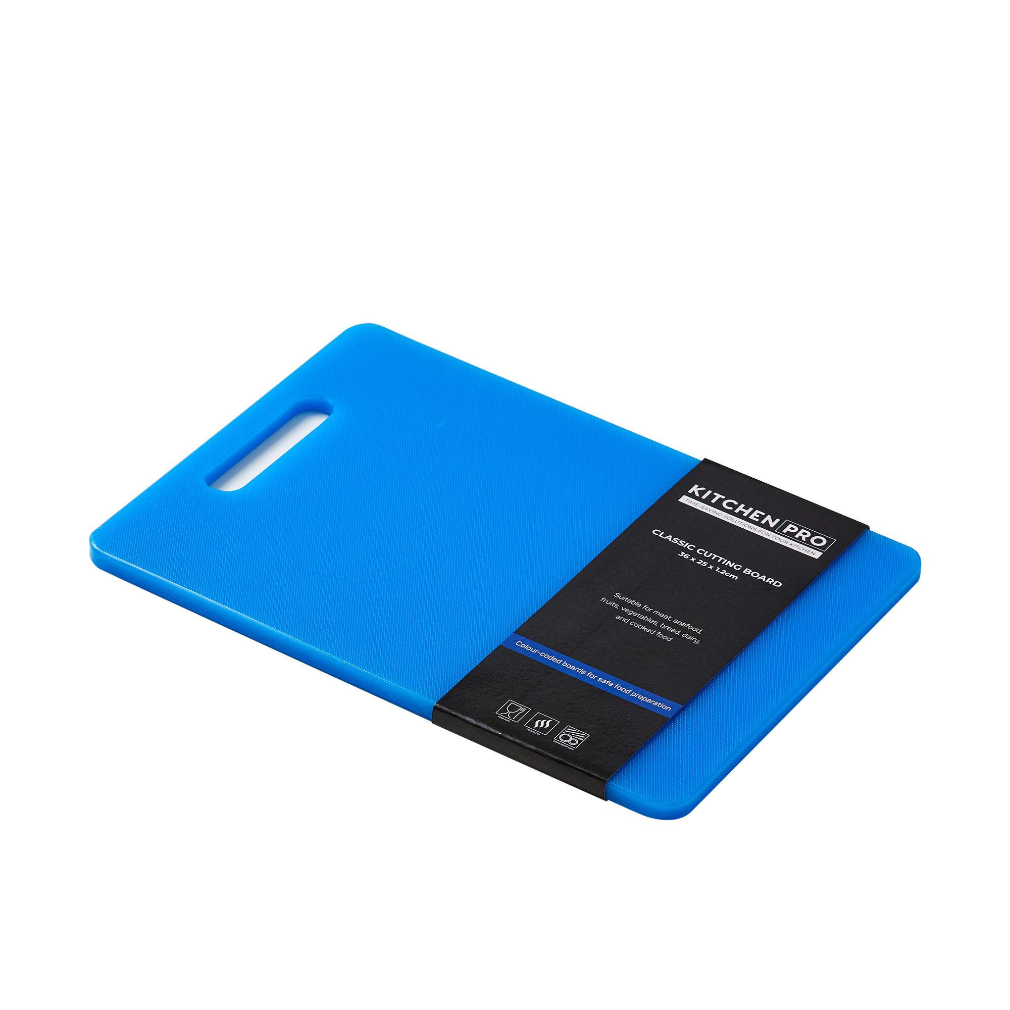 Kitchen Pro Classic Cutting Board 36x25x1.2cm Blue image #2