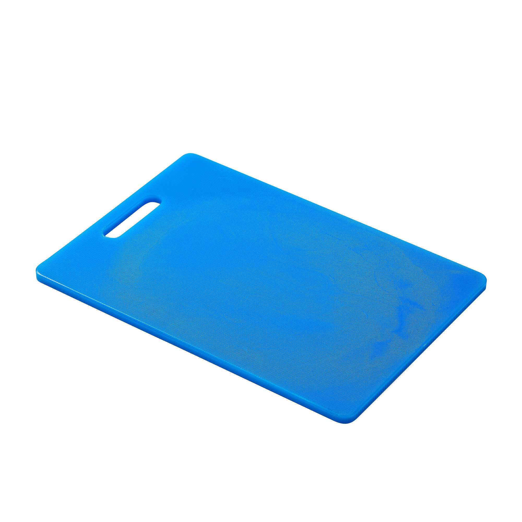 Kitchen Pro Classic Cutting Board 43x30x1.2cm Blue