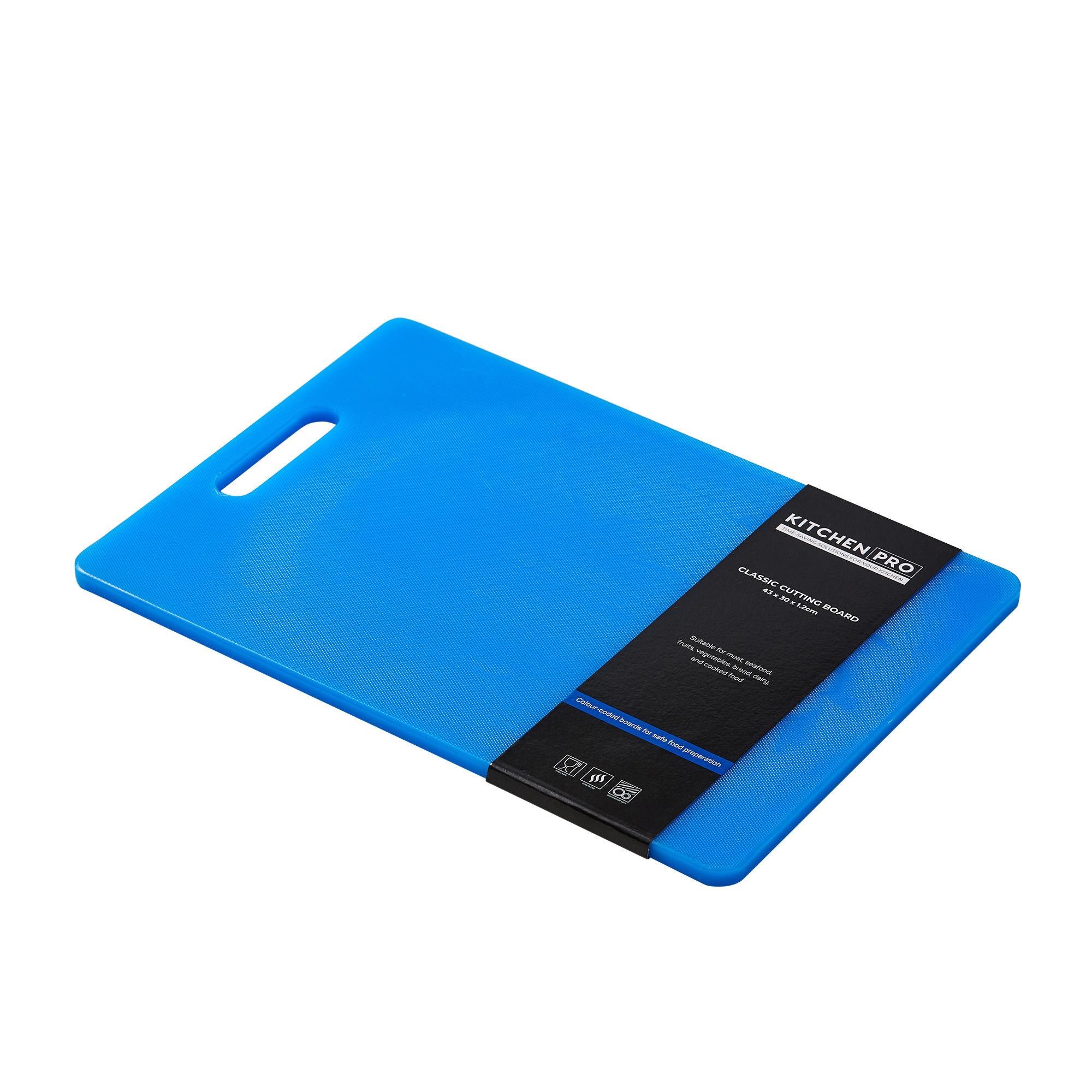 Kitchen Pro Classic Cutting Board 43x30x1.2cm Blue image #2