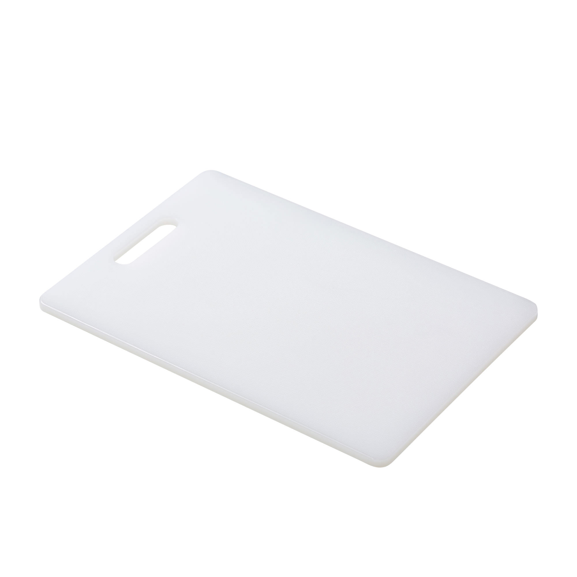 Kitchen Pro Classic Cutting Board 36x25x1.2cm White