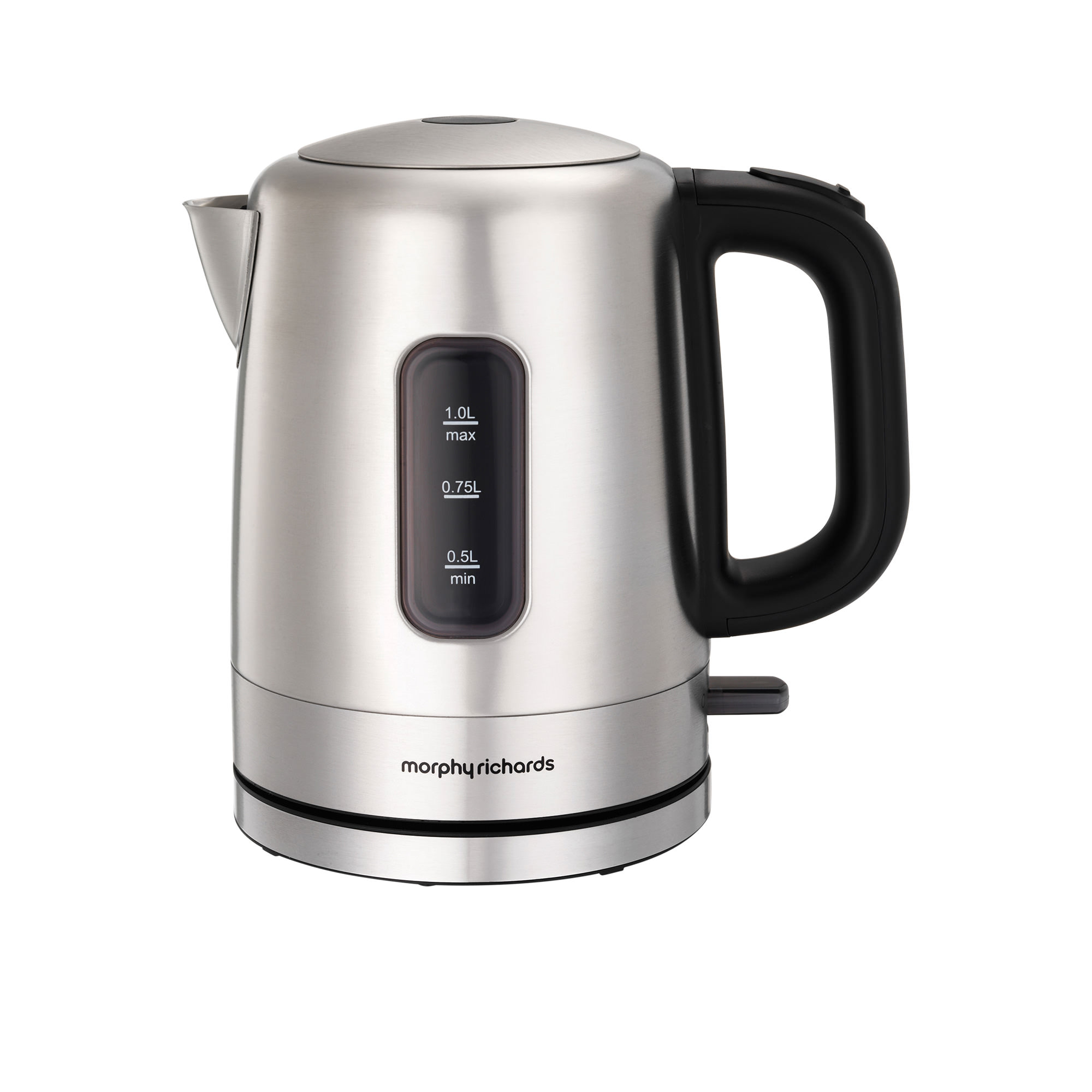 Morphy Richards Accents Jug Kettle 1L Stainless Steel