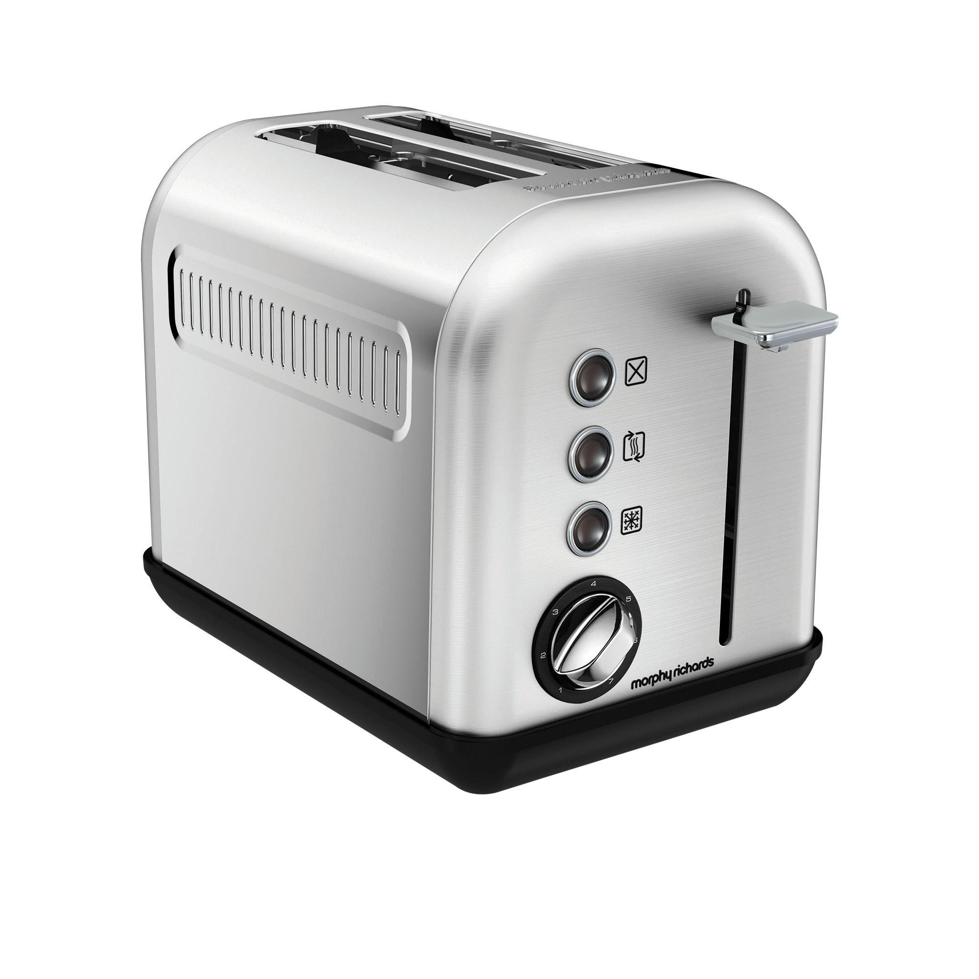 Morphy Richards Equip 2 Slice Toaster Stainless Steel