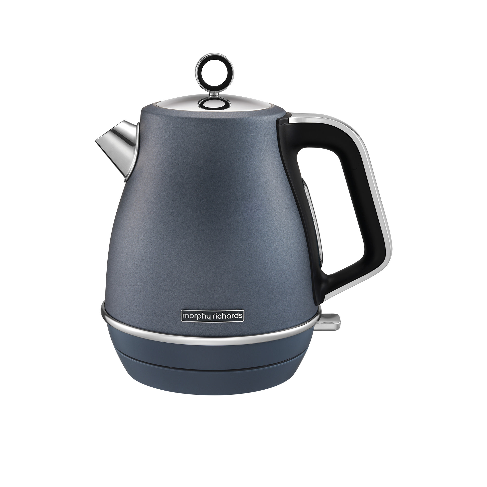 Morphy Richards Evoke Special Edition Jug Kettle 1.5L Blue Steel