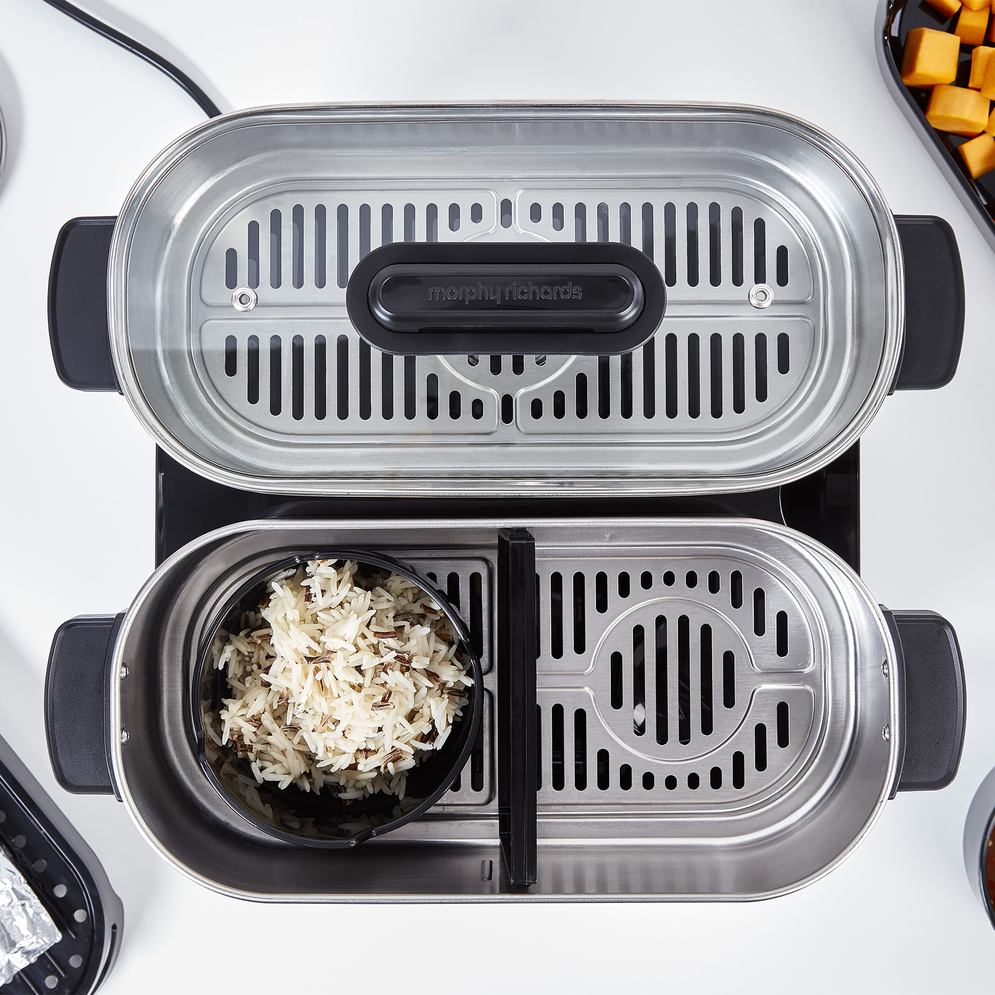 Morphy Richards Intellisteam Electric Food Steamer image #5
