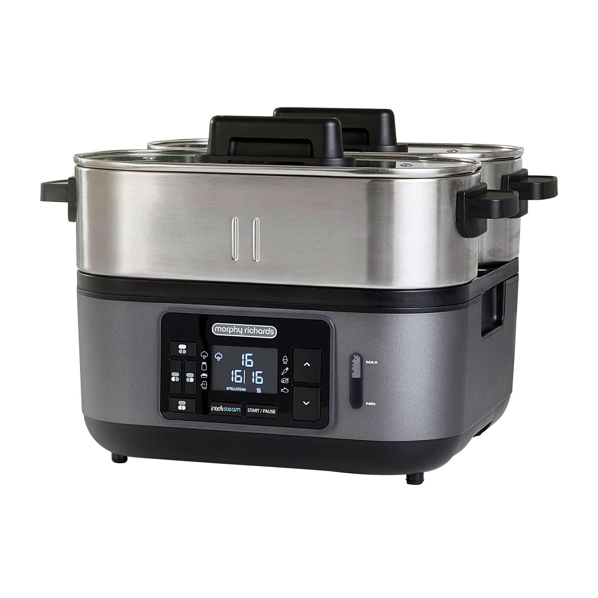 Morphy Richards Intellisteam Electric Food Steamer