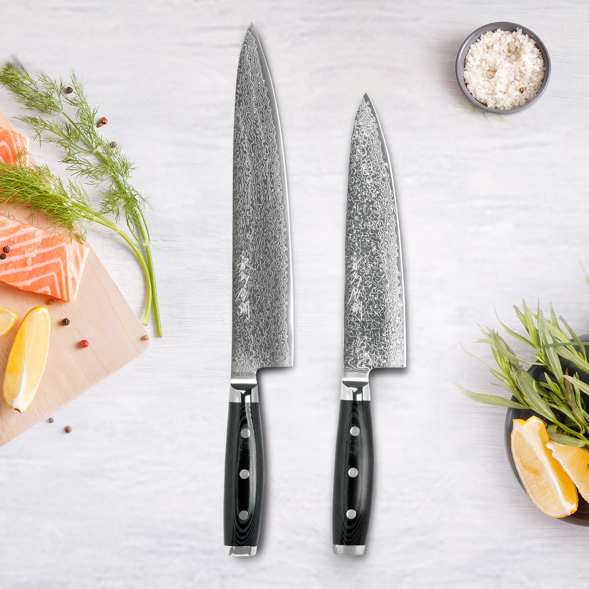 Yaxell Gou Chef's Knife 25.5cm image #4