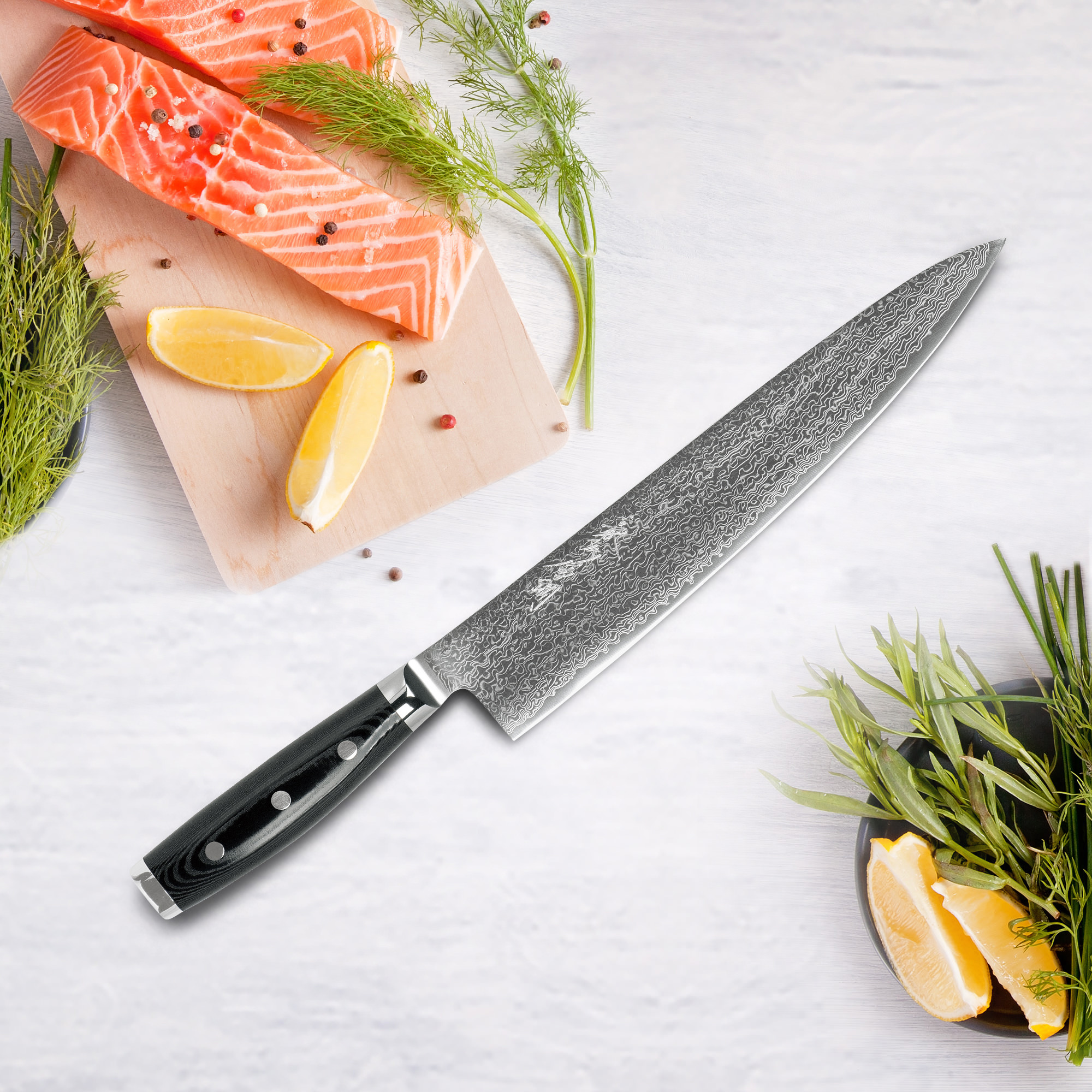 Yaxell Gou Chef's Knife 25.5cm image #5