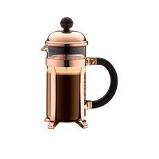 Bodum Chambord Coffee Press 3 <b>Cup</b> Copper