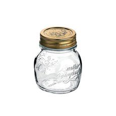 Quattro Stagioni Pres & Storage Jar 250ml