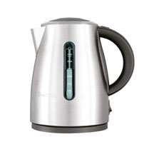 The Soft Top Clear Kettle Stainless Steel