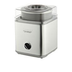 Ice Cream & Frozen Yoghurt Maker Stainless Brushed