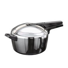 Stainless Steel Pressure Cooker 5.5L