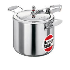 Big Boy Aluminium Pressure Cooker 22L
