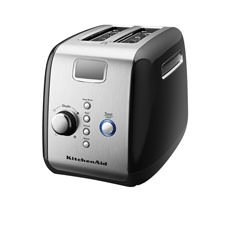 KitchenAid <b>Artisan</b> 2 Slice Toaster Onyx Black