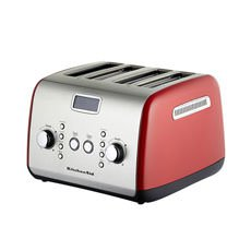 KitchenAid <b>Artisan</b> 4 Slice Toaster Empire Red