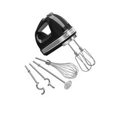 KitchenAid Artisan 9 Speed Hand Mixer Onyx Black