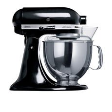 <b>KitchenAid</b> Artisan KSM150 Stand <b>Mixer</b> Onyx Black