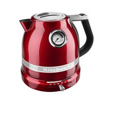 Pro Line Electric Kettle 1.5L Candy Apple Red