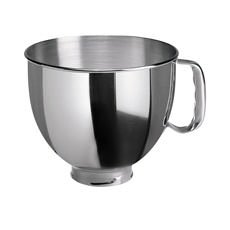 Stainless Steel Mixing Bowl for Tilt-Head Stand Mixer 4.8L