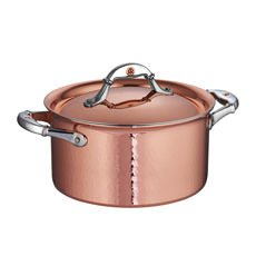 Symphonia Cupra Covered Stockpot 26cm