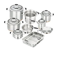Coppernox 9pc Cookware Set