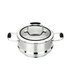 Scanpan Coppernox Covered Multi-<b>Steamer</b> Insert w/ Lid 20cm