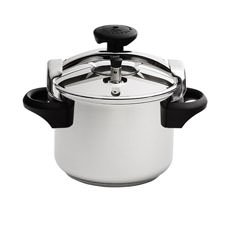 Classic Stainless Steel Pressure Cooker 6L 22cm