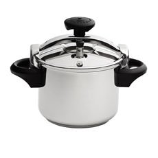Classic Stainless Steel Pressure Cooker 8L 25cm