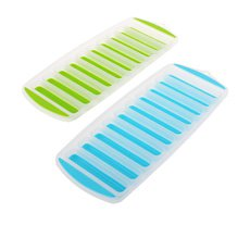 Easy Release 10 Cube Stick Ice Tray Set of 2