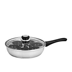 <b>Avanti</b> 6 Cup Egg Poacher Pan 24cm