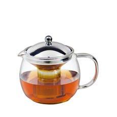 Ceylon Glass Teapot 1.25L