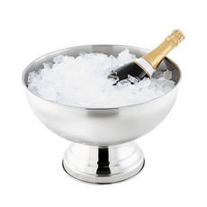 Champagne and Punch Bowl