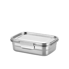 Avanti <b>Dry</b> Cell Stainless Steel Food Container 1.25L