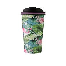 Avanti Go <b>Cup Double Wall</b> Insulated <b>Cup</b> 410ml Flamingo