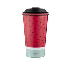 Avanti Go <b>Cup Double Wall</b> Insulated <b>Cup</b> 410ml Watermelon