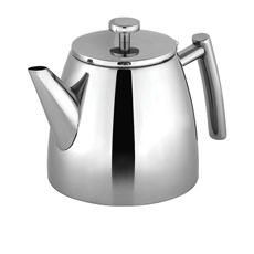 Modena Stainless Steel Double Wall Teapot 1.2L