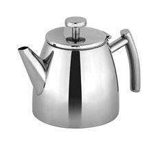 <b>Avanti</b> Modena Stainless Steel Double Wall Teapot 600ml