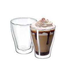 Modena Twin Wall Glass 350ml Set of 2