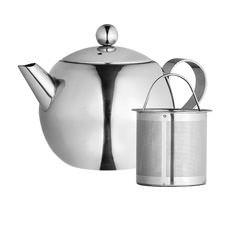 <b>Avanti</b> Nouveau Stainless Steel Teapot 900ml