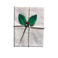 <b>Avanti</b> Pudding Cloth w/ String & Decoration 60x60cm