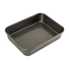 Bakemaster Non Stick Medium Deep <b>Roasting Pan</b> 34x26x7cm