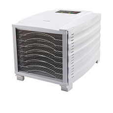 Arizona 8 Tray Food Dehydrator White