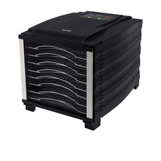 Arizona 8 Tray Food Dehydrator  Black