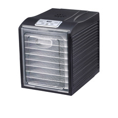 Arizona Sol 9 Tray Food Dehydrator  Black