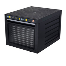 Savana 9 Tray Dehydrator Black