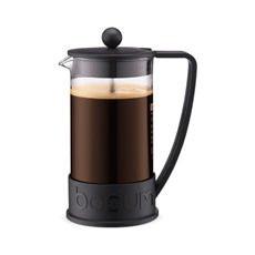Bodum Brazil Coffee Press 8 <b>Cup</b> Black